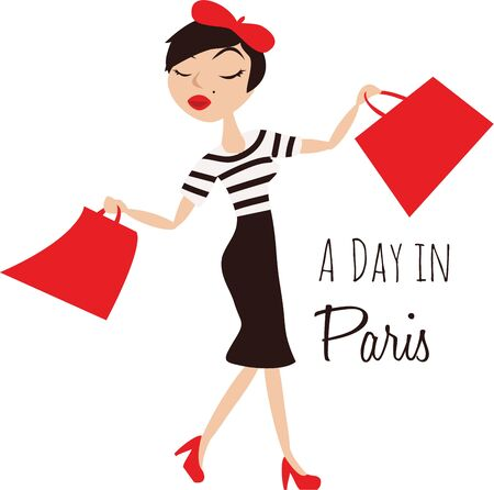 Shopaholic Paris is a heavenly place for shoppers for shopping and to have lot of fun.