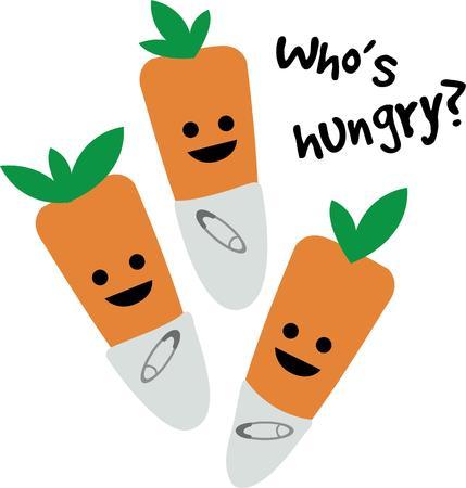 De consumptie van meer wortelen zal je gezond te houden.