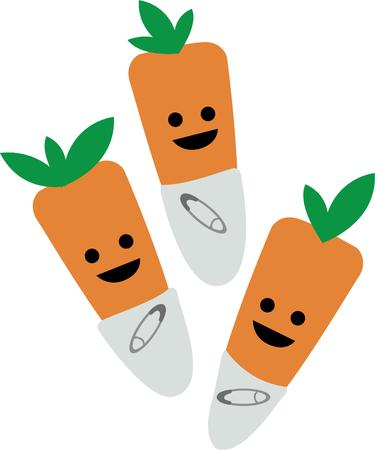 Consumption of more Carrots will keep you healthy.