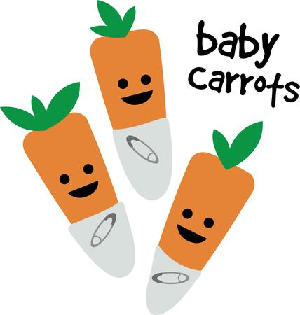 De consumptie van meer wortelen zal je gezond te houden. Stockfoto - 42636863