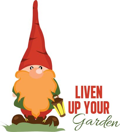 Gnome! Best for your laws and gardens Decoration.