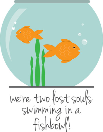 fantail: World is a Fish bowl. Just keep on swimming!