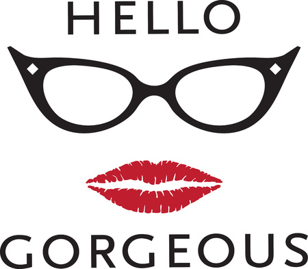 Girls always like to be called Beautiful and Gorgeous by others.