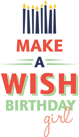 blow out: Blow out the birthday candles and make a wish.