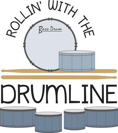 Love is a Drum. You should roll with it and never miss a beat.