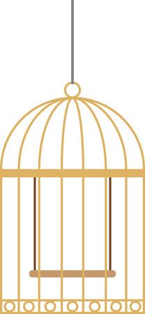 Genießen Sie die bewundernden Winter Vogel-Haus-Love-Designs von Stickmustern. Standard-Bild - 42638230