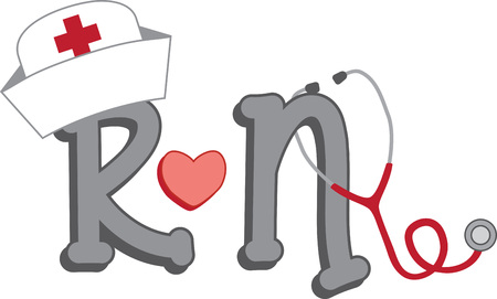 rn: nurses do it with love and care pick those gentle art of caring designs by Embroidery patterns