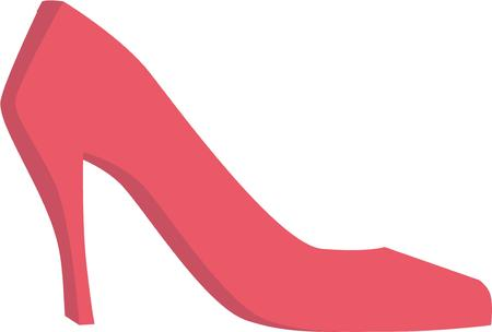 Girls love to dress up in high heels.  They will love this design.