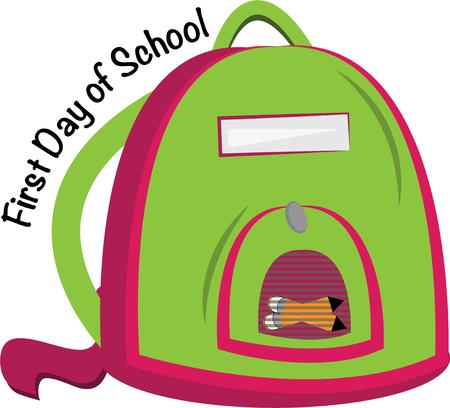 haversack: Get these beautiful designs of school bags for your kid. They love it.