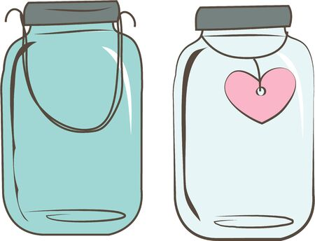mason: Jars of love makes a great gift for Valentines day.