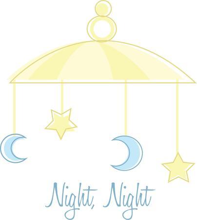 Questo simpatico cellulare è perfetto per le decorazioni di un baby shower. Archivio Fotografico - 42750397