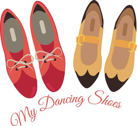 dressy: Accessorize to your hearts desire.  Get these dressy shoes on your indoor projects and add personality to your style!