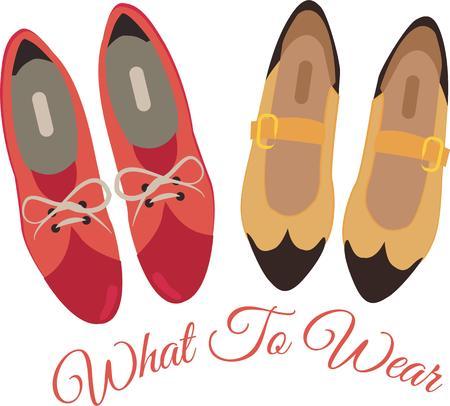 Accessorize per desiderio del vostro cuore. Ottenere queste scarpe dressy sui vostri progetti interni ed aggiungere personalità al vostro stile! Archivio Fotografico - 42722240