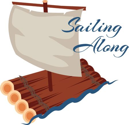 Un design parfait pour votre marin, plaisancier ou un amant de toutes choses broder nautique sur les vêtements, serviettes, sacs d 'équipement, t-shirts, vestes ou des tentures murales. Banque d'images - 42723756