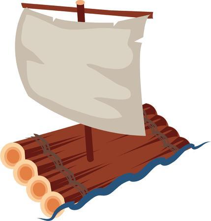 Un design parfait pour votre marin, plaisancier ou un amant de toutes choses broder nautique sur les vêtements, serviettes, sacs d 'équipement, t-shirts, vestes ou des tentures murales. Banque d'images - 42723772