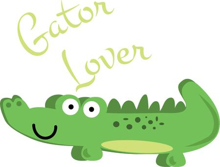 marsh: This crocodile will look cute as a nursery decoration or soft ball for a toddler.
