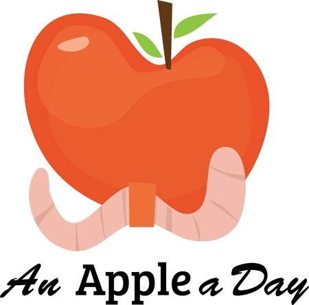 Use this apple for a teachers shirt.