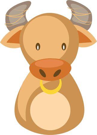superstitious: Utilizzare questo toro Toro per la camicia di un amico superstiziosa.