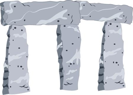 stonehenge: Show pride for your favorite monument and make a great keepsake with this design on t-shirts, jackets, sweatshirts, hats and more! Illustration