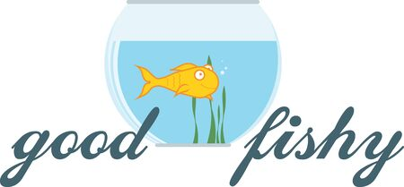 colorful fish: Decorate your home  with colorful  fish bowl. Pick those designs by embroidery patterns