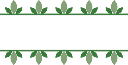 Decorate your house with these beautiful borders.  Perfect on placemats.