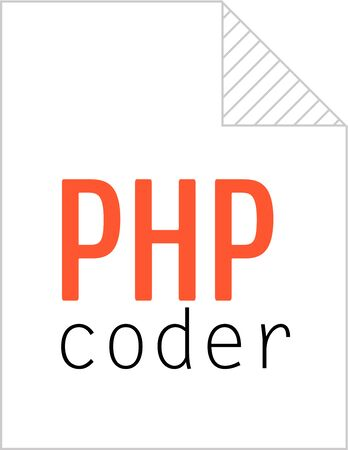 Use this paper for a coders shirt. Illustration