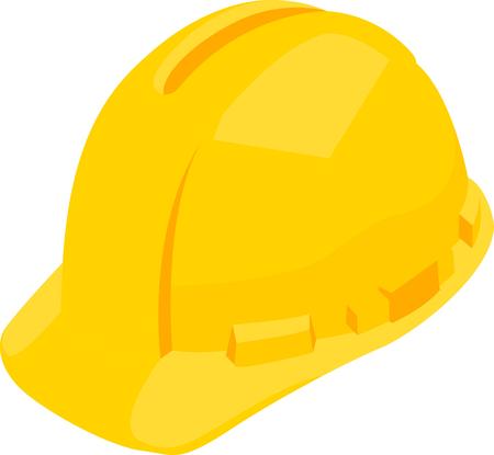 box cutter: Utilice este sombrero duro por una camisa constructora.
