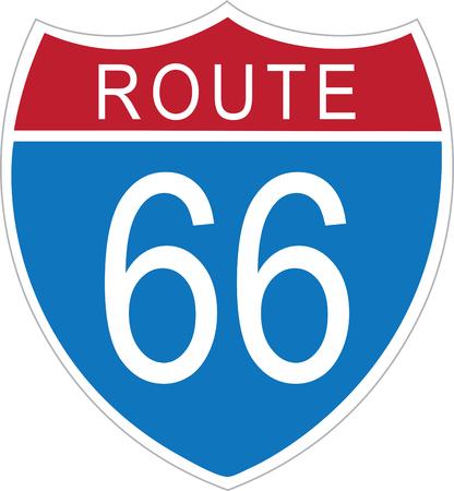 Pluk de brede waaier van interstate teken ontwerp van borduurpatronen.
