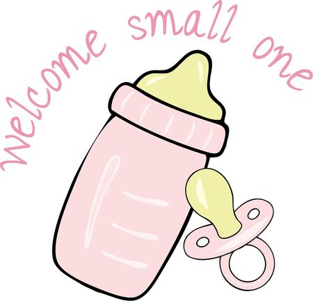 comforter: Grab this image for your baby shower decorations. Illustration