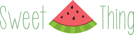 linens: Enjoy this classic summer road stand fruit with this design on kitchen linens, home decor, holiday clothing and much more! Illustration