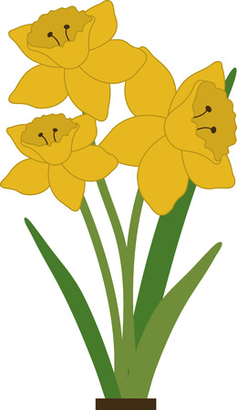buttercup: Beautiful flowers are a wonderful accent to any project. Illustration
