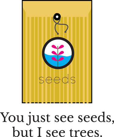 seed: Seed packet