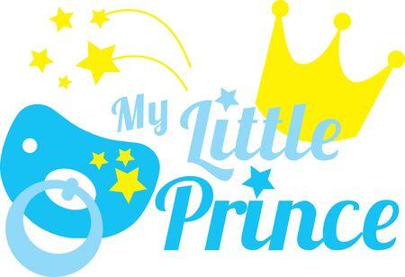 cute design for a baby shower Reklamní fotografie - 42876049