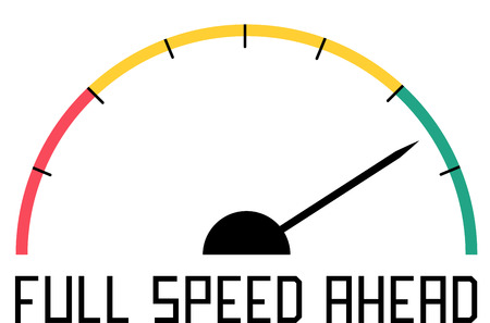 speedometer Stok Fotoğraf - 42878848