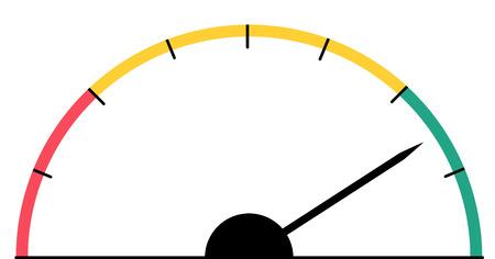 speedometer Stok Fotoğraf - 42878851