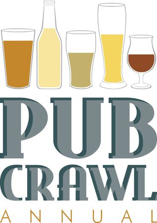 If your in party mood and wants to make new friends then signed up to Pubcrawl. Ilustrace