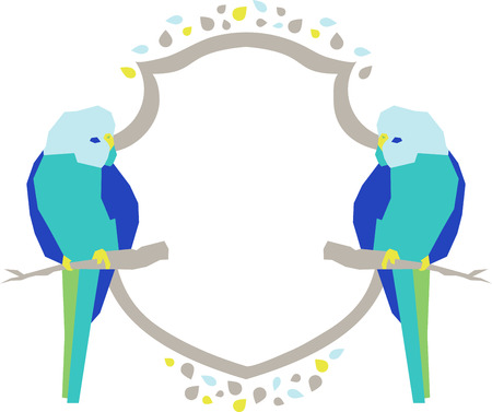parakeet: Dream a of a beautiful fantasy world with a medieval design.