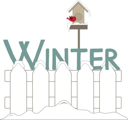 swept: Believe in the magic of winter and get swept into the excitement with this design on your holiday projects!