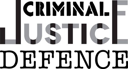 criminal justice: Use this humorous major design for a criminal justice college student.