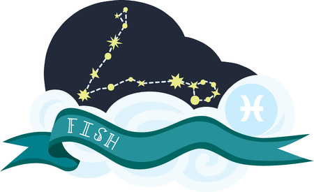 plural: Pisces is named after Latin plural of fish. This is the perfect to show everyone your astrological sign.
