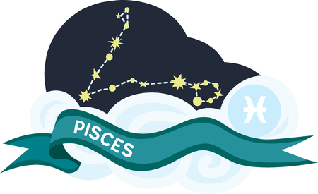 pisces star: Pisces is named after Latin plural of fish. This is the perfect to show everyone your astrological sign.