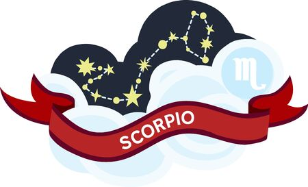 brightest: Scorpio Constellation has a distinctive size and is one of the brightest. This is the perfect to show everyone your astrological sign.