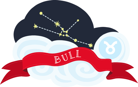 astrological: Taurus is one of the most prominent and visible of all of the constellations. This is the perfect to show everyone your astrological sign.