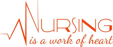 nursing: Use this humorous major design for a nursing college student.