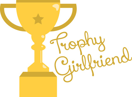 star award: Give this trophy to everyone on the team.  They will love it on a hat or shirt.