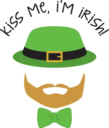 saint paddys day: Celebrate Ireland and your Irish heritage with this great Saint Paddys Day design on your holiday projects!