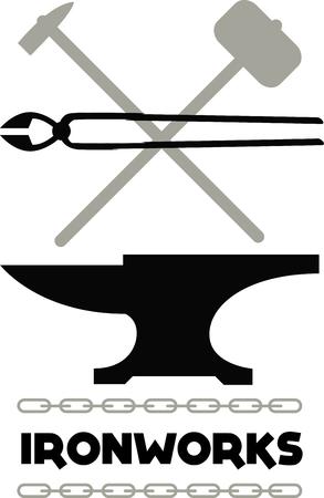 forge: A great design on carryalls Illustration