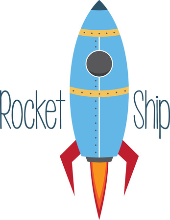 blast off:  Blast off!  This cute little design will be perfect for your little astronaut on t-shirts