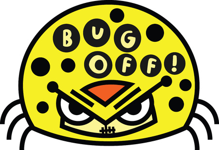 boll: Who has been nibbling at the edges of your corn crop  Wage a war on these pesky beetles with this design on on gardening aprons, t-shirts and more.