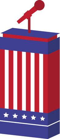 electorate: No matter what party you choose, show your patriotism and vote! This design will be perfect on t-shirts, banners and more for your candidate!